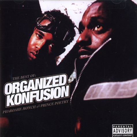 Organized Konfusion - The best of Organized Konfusion