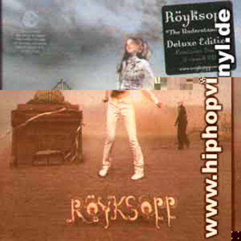 Royksopp - The understanding deluxe edition