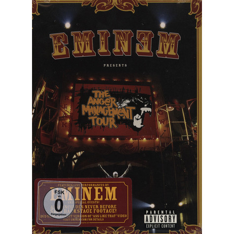 Eminem - Anger management tour  DVD