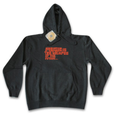 Ubiquity - Music weapon hoodie
