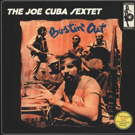 Joe Cuba Sextet, The - Bustin out