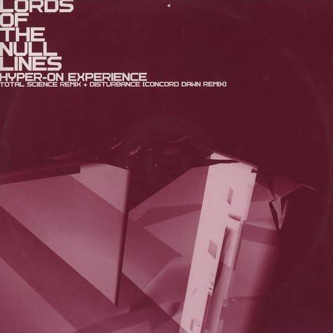 Hyper-On Experience - Lords of the null lines