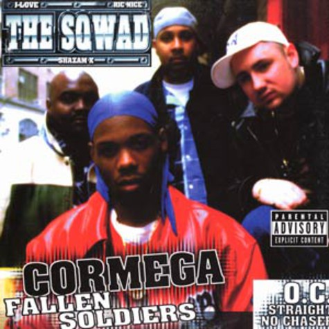 Cormega / O.C. - Fallen Soldiers / Straight No Chaser