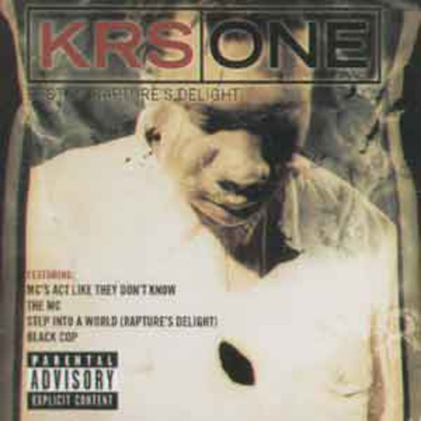 Krs One - Best of rapture's delight