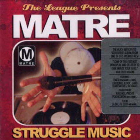Matre of The League - Struggle music