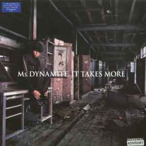 Ms.Dynamite - It takes more