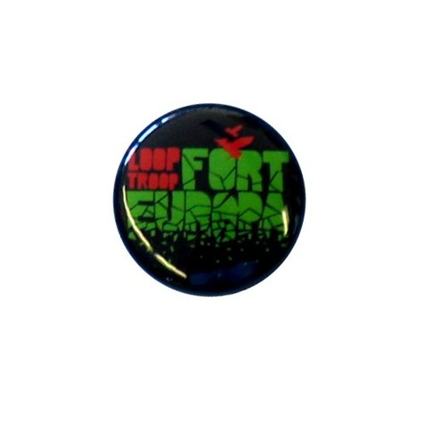 Looptroop - Fort europa button