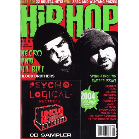 Hip Hop Connection - January / february 2005