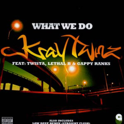 Kray Twinz - What we do feat. Twista, Lethal B & Gappy Ranks