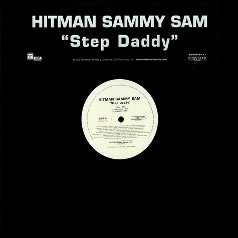 Hitman Sammy Sam - Step daddy