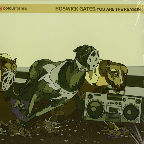 Boswick Gates - You are the reason