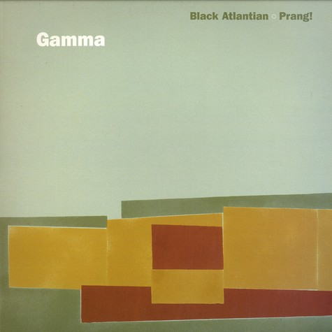 Gamma - Black atlantian