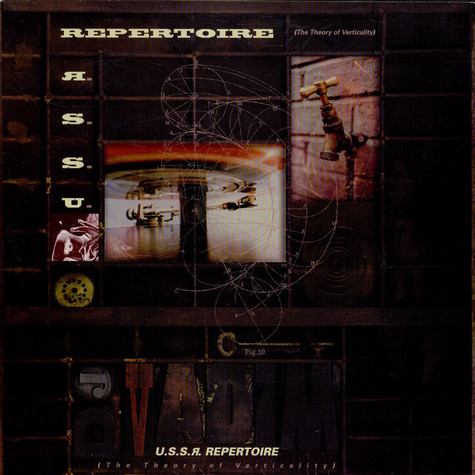 DJ Vadim - U.S.S.R. Repertoire (The Theory Of Verticality)