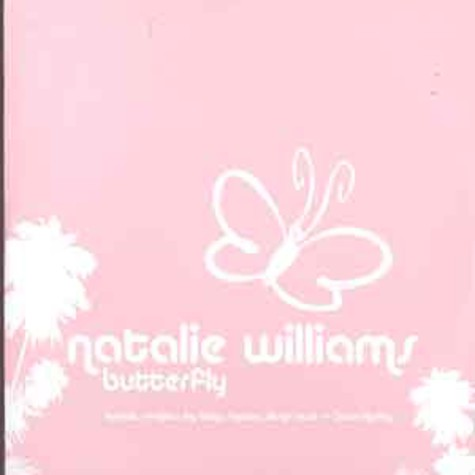 Natalie Williams - Butterfly