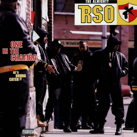 Almighty RSO, The - One In The Chamb