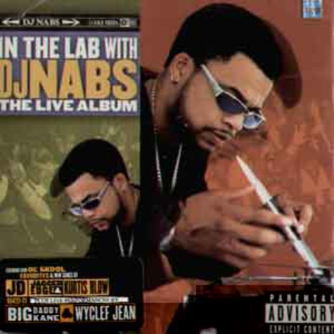 DJ Nabs - In the lab with...