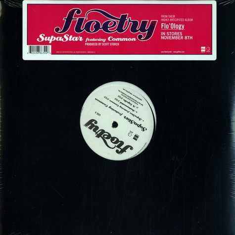 Floetry - Supastar feat. Common