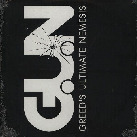 G.U.N. (Greed's Ultimate Nemesis) - The greedy ultimate EP