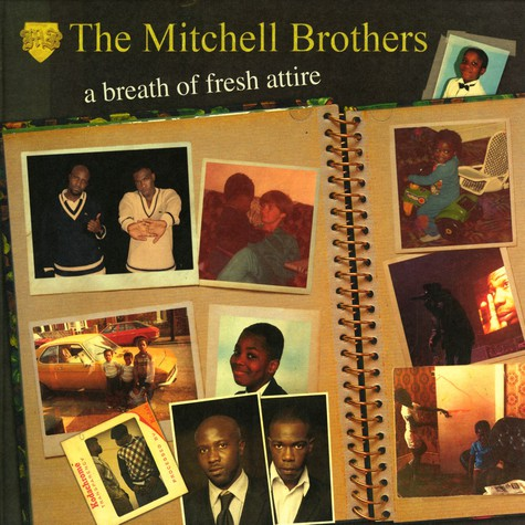 Mitchell Brothers - A breath of fresh attire