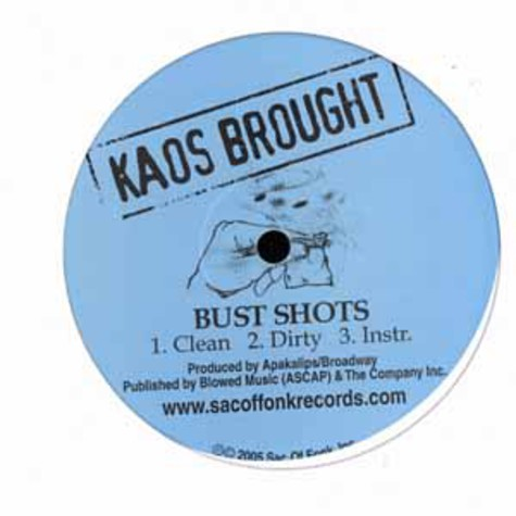 Kaos Brought - West coast