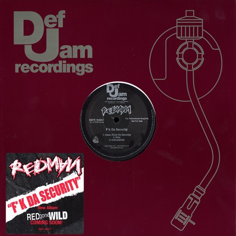 Redman - F*k da security