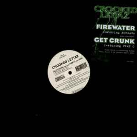 Crooked Lettaz - Firewater feat. Noreaga