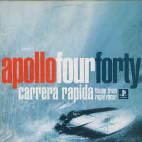 Apollo Four Forty - Carrere rapida theme from rapid racer