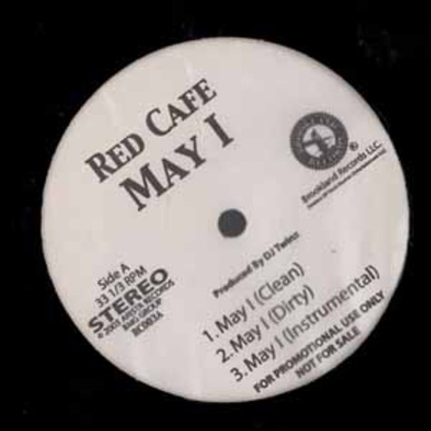 Red Cafe - May I