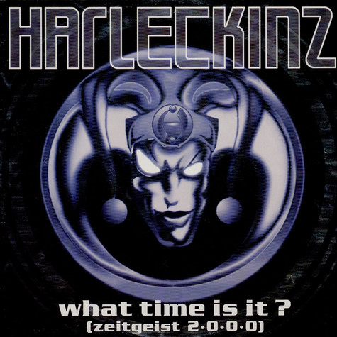 Harleckinz - What time is it (zeitgeist 2-0-0-0)