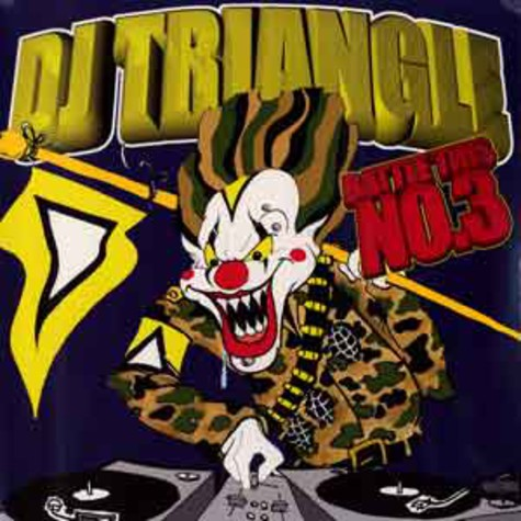DJ Triangle - Battle this 3