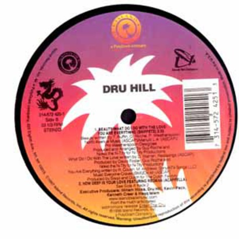 Dru Hill - How deep is your love feat. Redman