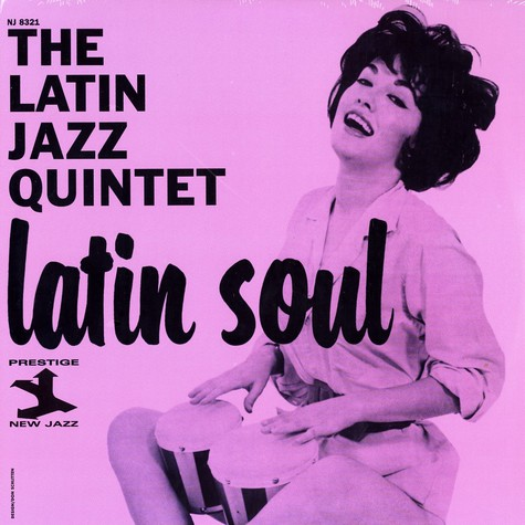 Latin Jazz Quintet, The - Latin soul