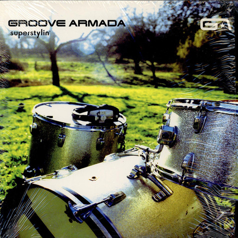 Groove Armada - Superstylin'
