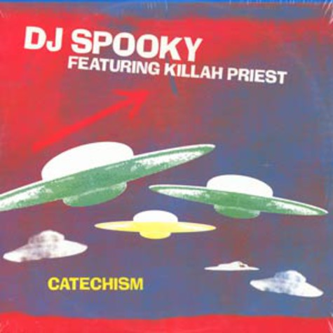 DJ Spooky - Catechism feat. Killah Priest