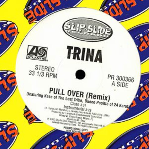 Trina - Pull over remix feat. Kase of Lost Tribe
