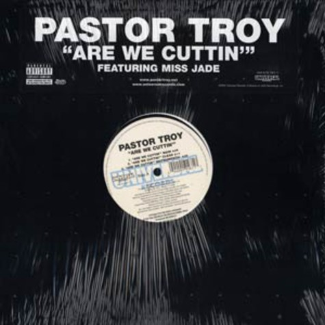 Pastor Troy - Are we cuttin feat. Miss Jade