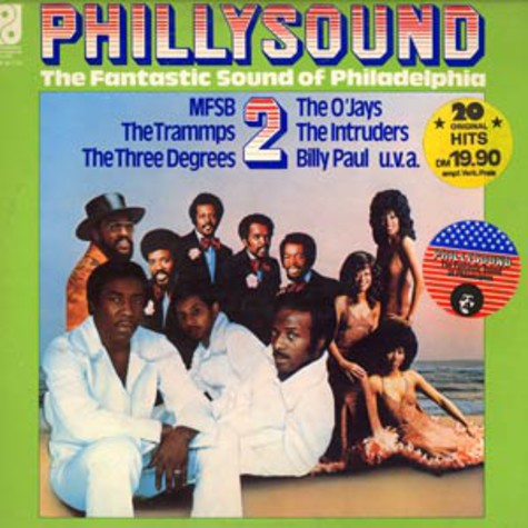V.A. - Phillysound 2 - the fantastic sound of philadelphia