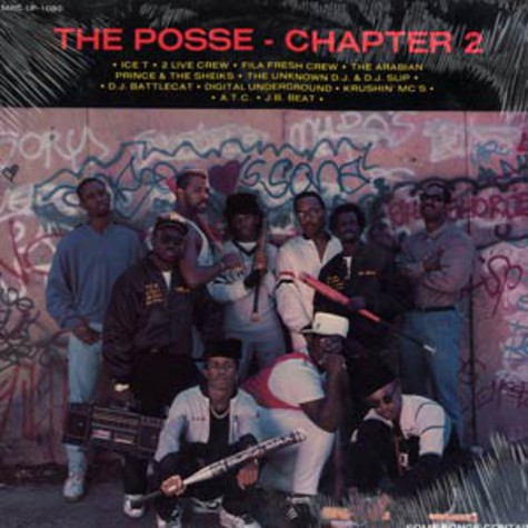 V.A. - The posse - chapter 2
