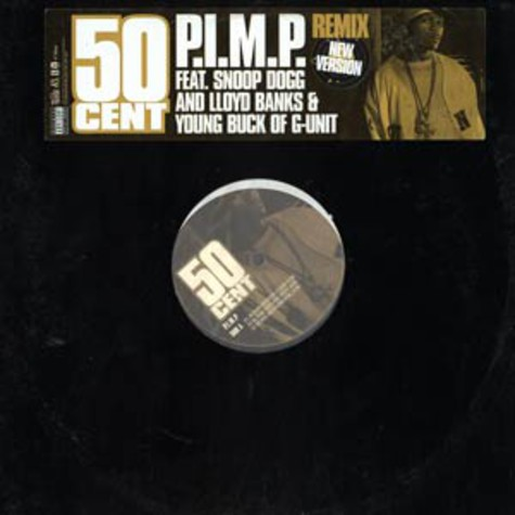 50 Cent - P.i.m.p. remix feat. Snoop Dogg, Lloyd Banks & Young Buck