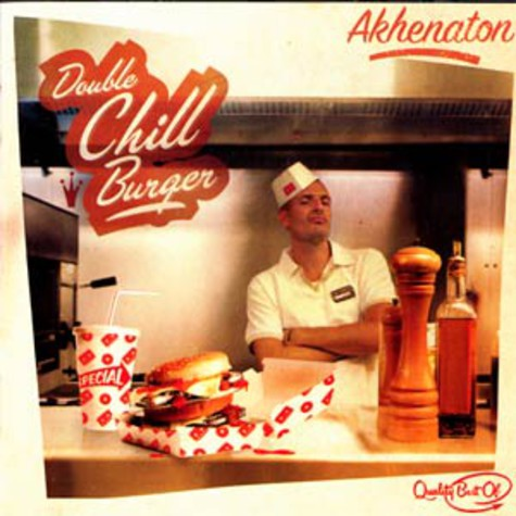 Akhenaton of IAM - Double chill burger - quality best of