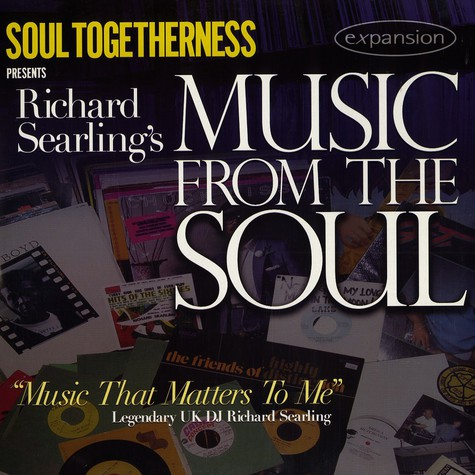 Richard Searling - Music from the soul