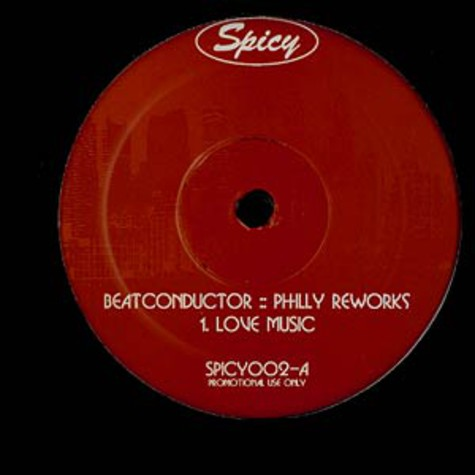 Beatconductor - Philly reworks