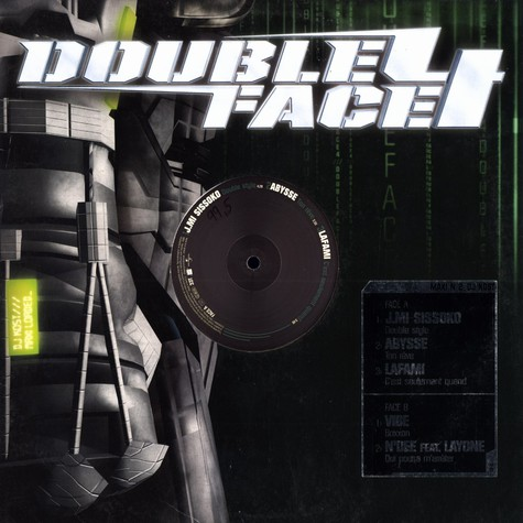 DJ Kost - Double face 4