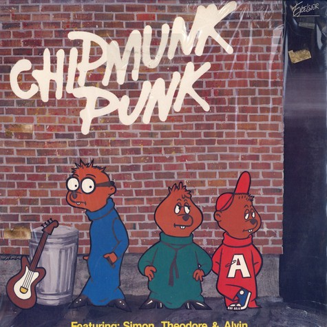 Chipmunks, The - Chipmunk punk