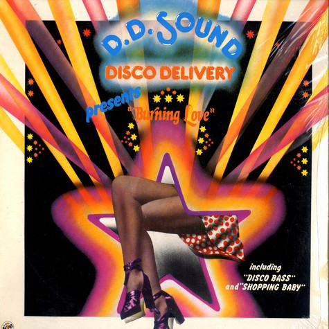 D.D. Sound - Disco delivery