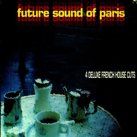 V.A. - Future sound of paris