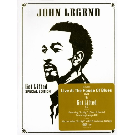 John Legend - Get lifted special edition