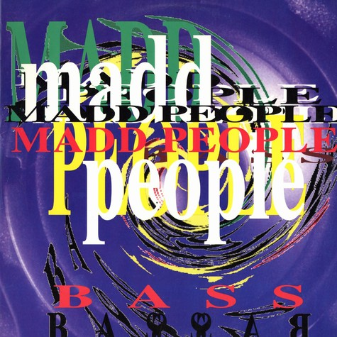 Madd People - Bass