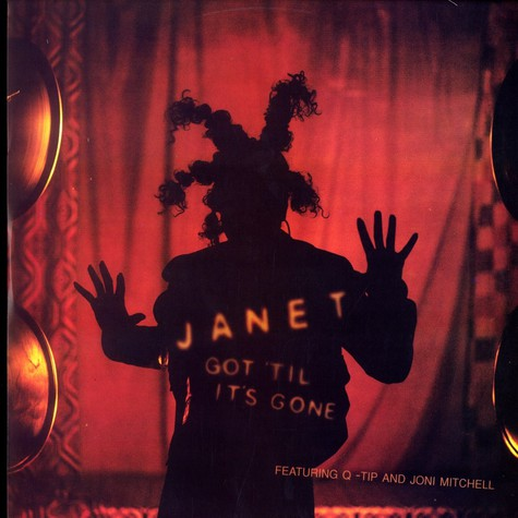 Janet Jackson - Got til it's gone feat. Q-Tip & Joni Mitchell