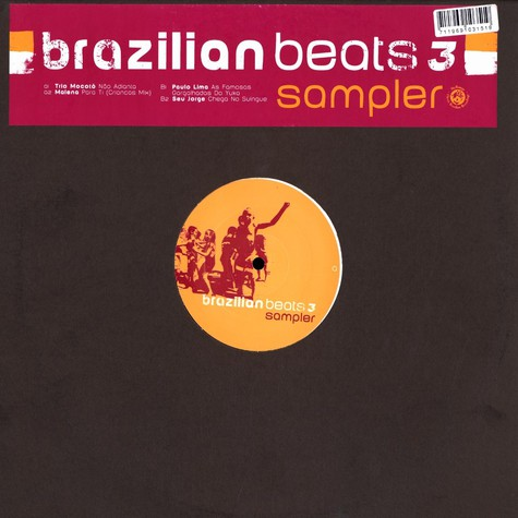 V.A. - Brazilian beats vol.3 sampler